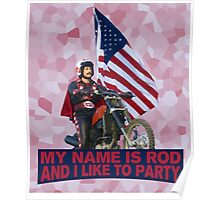 My Name Is Rod Poster