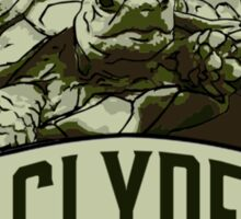 Brownstone Brewery: Clyde 'Shameless Diva' IPA Sticker