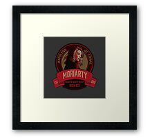 Brownstone Brewery: Jamie Moriarty Irish Red Framed Print