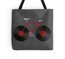 Record Fixie Tote Bag