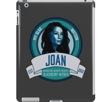 Brownstone Brewery: Joan Watson Blackberry Witbier iPad Case/Skin