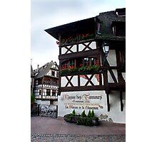 Strasbourg Classics Photographic Print