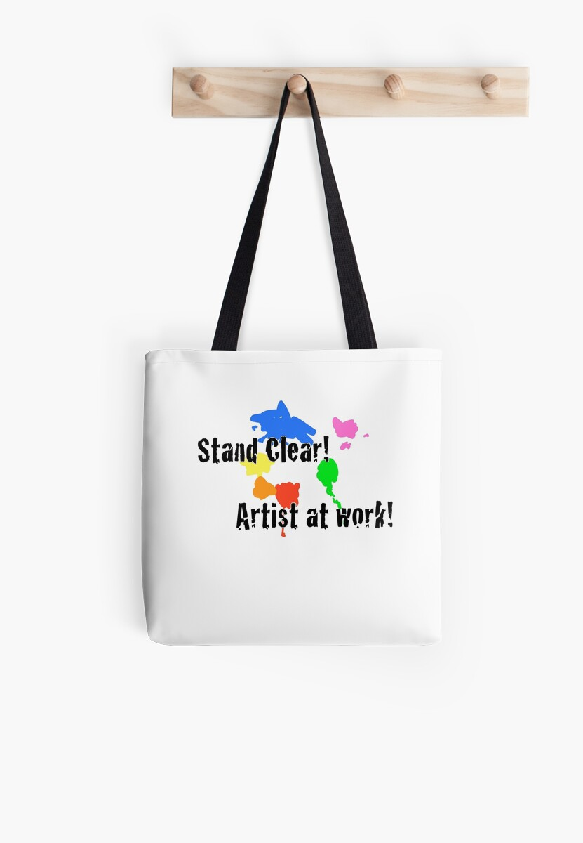 Stand Clear by Brenda Anderson