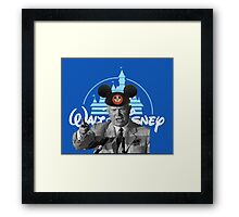 The Place Where Dreams Come True Framed Print