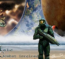 ~Halo Combat Involved~ by SuperSprayer