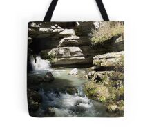 Blanchard Springs the Waterfall Tote Bag