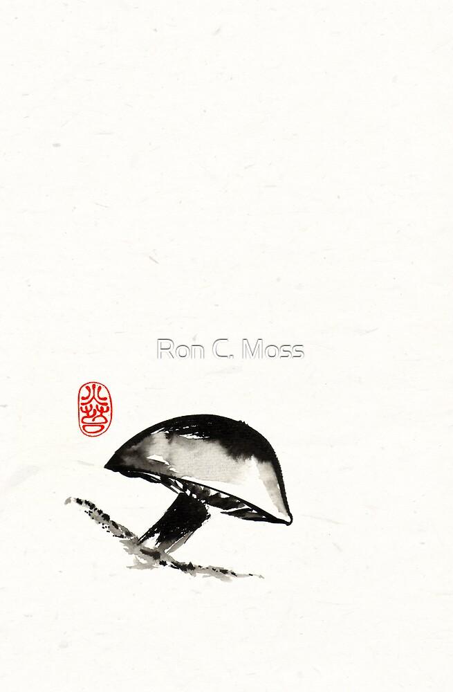 Mushroom by Ron C. Moss