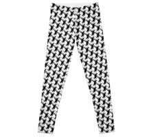 XWing Hounds Tooth Leggings