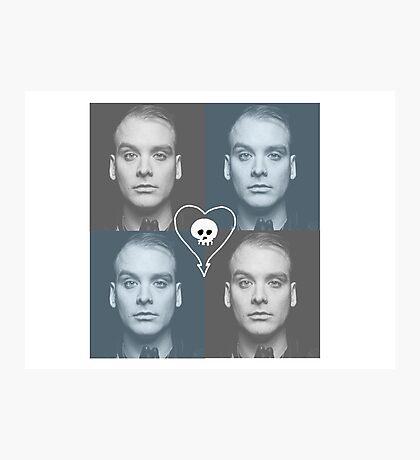 Alkaline Trio - Band Photographic Print