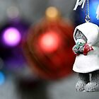 Christmas Bear Bokeh by JaimeWalsh