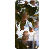 Everything's still blooming in Wisconsin iPhone Case/Skin