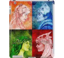 Women Of Westeros iPad Case/Skin