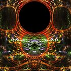 Black Hole Sun by christopher r peters