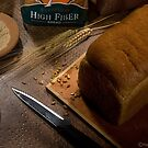 HIGH FIBER BREAD by RakeshSyal