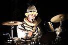 Transe Express drummer by david gilliver
