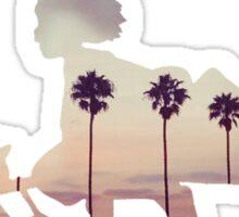 Kiki's Delivery Service - California Sunset Sticker