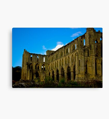 The Monastery Canvas Print
