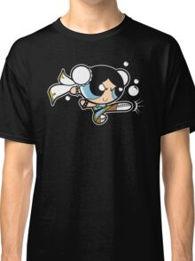 Powerpuff fighter II Classic T-Shirt