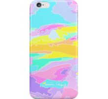 Color Collage iPhone Case/Skin