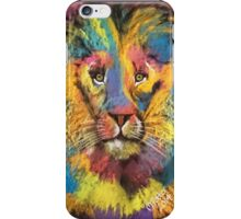 Guardian Lion Raoul  iPhone Case/Skin