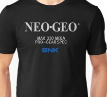 NEO GEO Screen Unisex T-Shirt