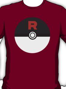 Team Rocket Poke Ball T-Shirt
