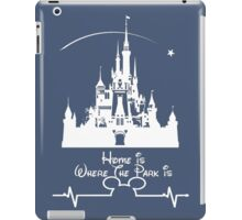 Home is Where the Park Is iPad Case/Skin