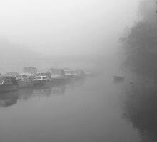 Misty Harbor by hybaby