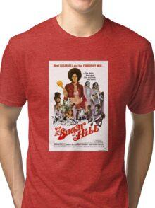 Sugar Hill (Green) Tri-blend T-Shirt