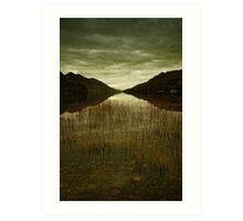 Loch Shiel, Scotland  Art Print