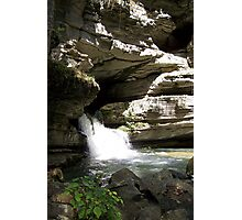 Blanchard Springs Photographic Print