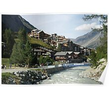 Zermatt Switzerland Poster