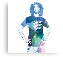 Danny Avidan - Watercolor Canvas Print