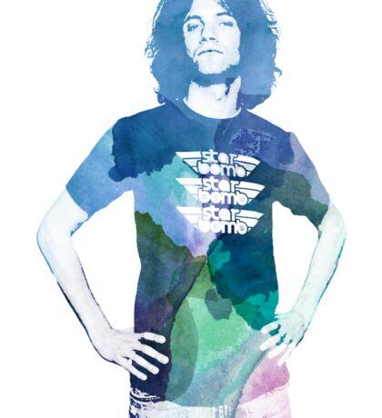 Danny Avidan - Watercolor Sticker