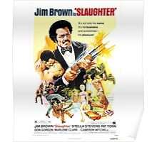 Slaughter (Red) Poster