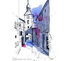 Chatillon-en-Diois by scatterlings