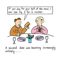 A second date was looking increasingly unlikely... by KateTaylor
