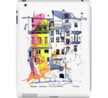 Maisons Suspendu iPad Case/Skin