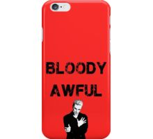 Spike the Bloody Awful iPhone Case/Skin