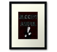 Spike the Bloody Awful Framed Print