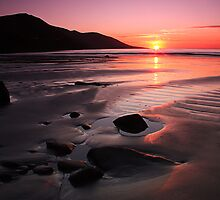 Kerry Sunset by Pascal Lee