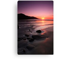 Kerry Sunset Canvas Print
