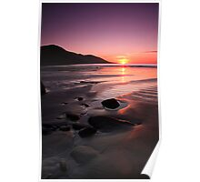Kerry Sunset Poster