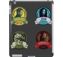 Brownstone Brewery: Elementary Set #1 iPad Case/Skin