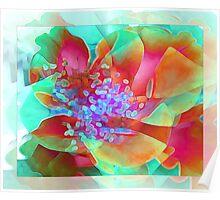 Flower-symphony Poster