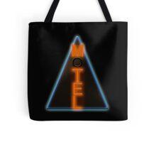 Motel Neon Tote Bag