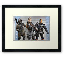 All-New Task Force Framed Print