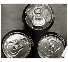 Cans Poster