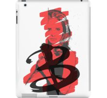 Buffy Profile iPad Case/Skin