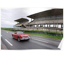 Racing Home Poster